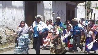 getlinkyoutube.com-Fiesta Patronal de Cherán, Michoacán