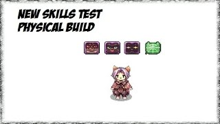 getlinkyoutube.com-New Skills Test   Summoner Doram   Physical Build   Ragnarok Online