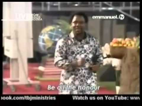 Dance and Praise God with T.B. Joshua