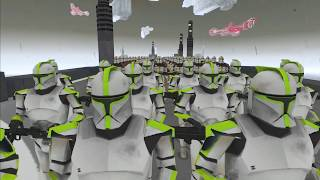 Star Wars Factions 10 - Rise of a Clone Army