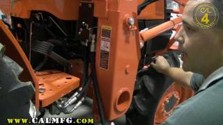 getlinkyoutube.com-One Touch Kit for Tractor Loaders - Installation
