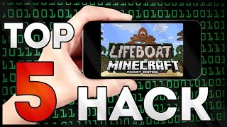 getlinkyoutube.com-TOP 5 HACK PER MINECRAFT PE 0.15.0/0.16.0