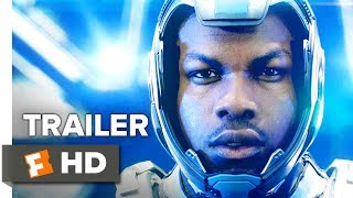 Pacific Rim: Uprising Comic-Con Teaser (2018)   'Join the Jaeger Uprising'   Movieclips Trailers