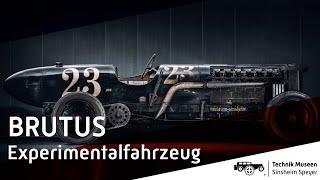 Experimentalfahrzeug BRUTUS