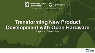 New IoT Product Development