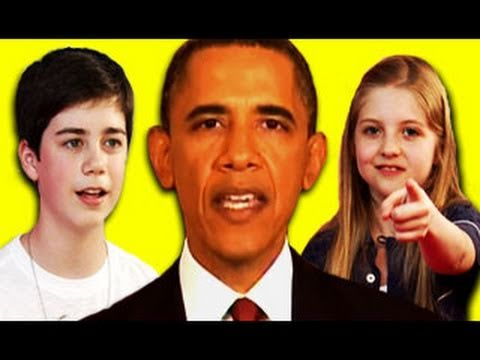 KIDS REACT to Osama bin Laden's Death