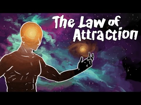 Law Of Attraction - Is 90% Correct (IT'S COMMON SENSE!!!)