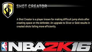 getlinkyoutube.com-NBA 2K16 Badge Tutorial - How To Get Shot Creator ⋆#NBA2K16⋆