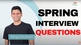 getlinkyoutube.com-Spring Interview Questions and Answers