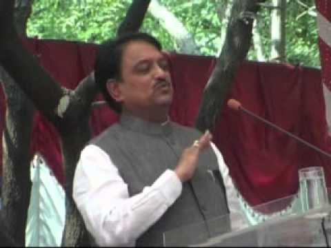 Vilasravji Deshmukh Saheb memorable speech -1