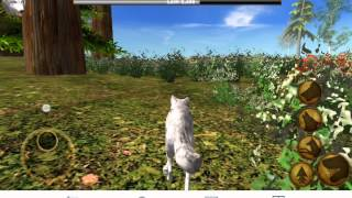 getlinkyoutube.com-Ultimate wolf simulator. Gameplay