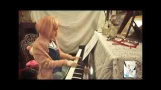 getlinkyoutube.com-Kyoukai no Kanata (境界の彼方) ED - Daisy - [Mirai Cosplay] [piano cover]