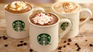 getlinkyoutube.com-Homemade Starbucks Drinks - Gemma's Bigger Bolder Baking Ep 148