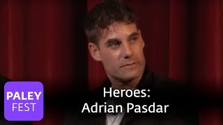 getlinkyoutube.com-Heroes: Adrian Pasdar On Flying (Paley Center)
