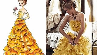 getlinkyoutube.com-EMMA WATSON Cast as Belle in Beauty and The Beast - 7 Reasons Shes Perfect fit
