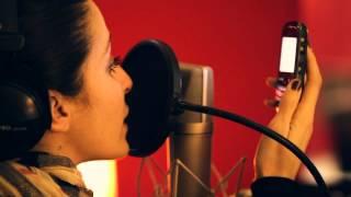 Kenza Farah & Youssoupha en Studio pour 4LOVE