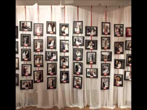 Marcela Colimodio Diseño y Ambientación de Eventos - Bodas ambientaciones varias 2011 y 2012