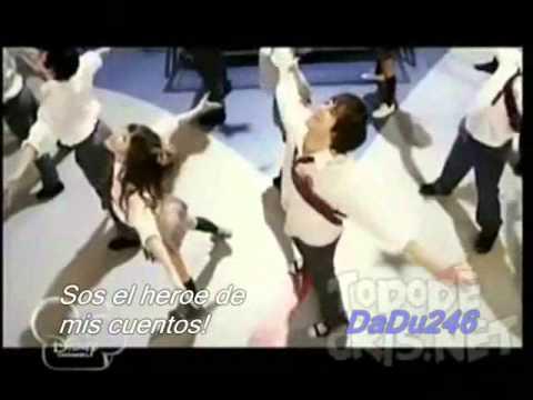 Por Vos - Letra - Super Torpe (Videoclip Argentina) (Zapping Zone | Disney Channel)