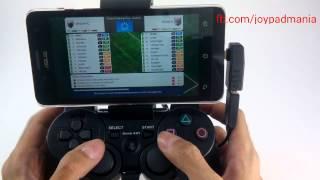 getlinkyoutube.com-ต่อจอย ps3 เล่น Dream League Soccer บน ZenFone5