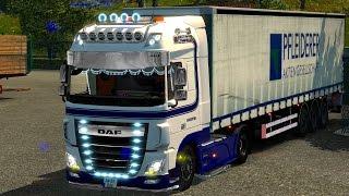 getlinkyoutube.com-DAF Faca V8 ETS2   1.25 (Euro Truck Simulator 2)