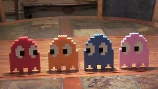 getlinkyoutube.com-Lego Pac-Man Stop Motion