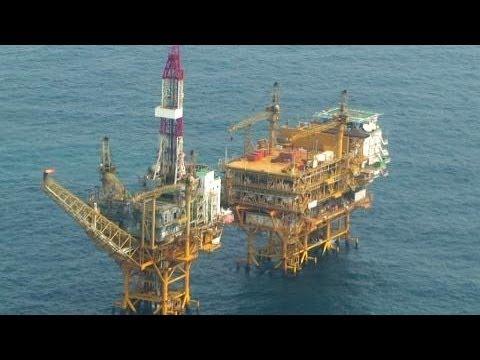 東シナ海のガス田で炎確認 中国側施設、既成事実化進む