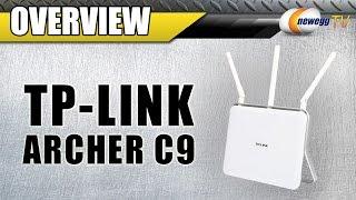 getlinkyoutube.com-TP-LINK ARCHER C9 AC1900 Wireless Router Overview - Newegg TV
