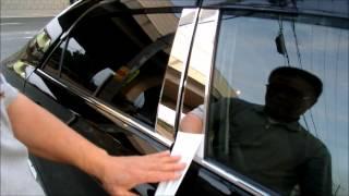 トヨタ マークX ドアピラー取り付け動画