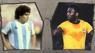 Pele-VS-Maradona-Legendary-Tricks-and-Skills width=