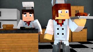 getlinkyoutube.com-Minecraft : ENTRAMOS PARA O MASTERCHEF !! - Aventuras Com Mods #33