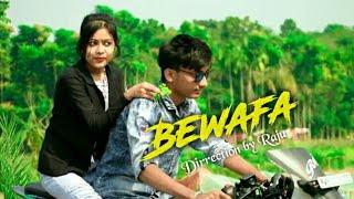 Bewafa hai tu. Real love story Habra 2018 bad boys width=