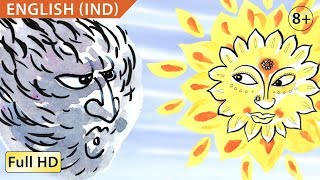 "getlinkyoutube.com-The Wind and the Sun: Learn English (UK) with subtitles - Story for Children ""BookBox.com"""