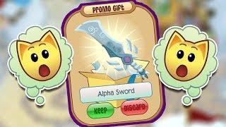 getlinkyoutube.com-ANIMAL JAM: ANOTHER ALPHA SWORD!