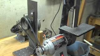getlinkyoutube.com-$10 - 2x42 Craftsman 3/4 hp 4 speed Mod