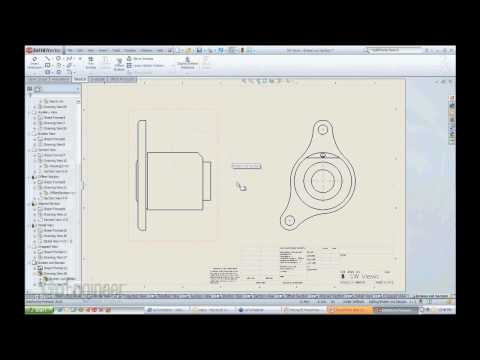 SolidWorks- Broken Out Section Views