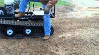 getlinkyoutube.com-Homemade Twin-Track Go Kart