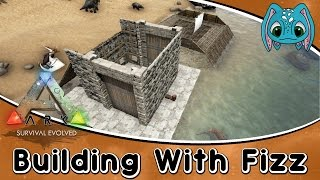 ARK:Survival Evolved Building w/ Fizz :: How To build a Trapper/Transporter Boat