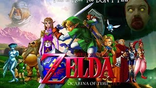 getlinkyoutube.com-This Is How You DON'T Play The Legend of Zelda: Ocarina of Time 3D (Josh Ryuk Edition) (Part 1)