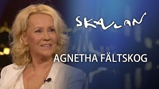getlinkyoutube.com-Agnetha Fältskog Interview (English Subtitles) | ABBA | Skavlan