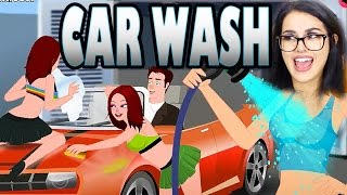 getlinkyoutube.com-NAUGHTY CAR WASH!