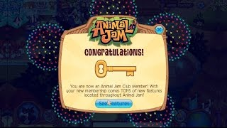 getlinkyoutube.com-Animal Jam: Meeeembership :D