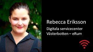UPPKOPPLAD - Rebecca Eriksson