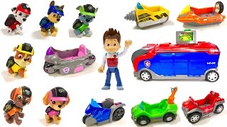 getlinkyoutube.com-Best Learning Colors Video for Children - Help Match Paw Patrol Pups to Mission Cruiser Vehicles