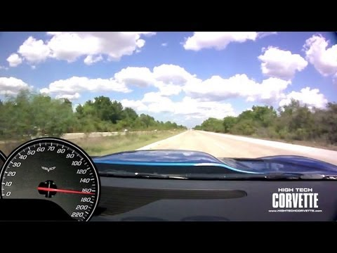 Extreme Acceleration - Twin Turbo Corvette