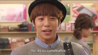 To the beautiful you cap 7 part 6
