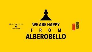 getlinkyoutube.com-We are happy from Alberobello