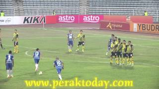 getlinkyoutube.com-Perak (2) vs (1) KL Felda United Liga Super-19-06-2012