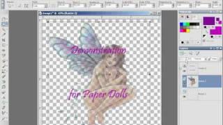 getlinkyoutube.com-Paint Shop Pro - layering