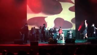 Andrei si Roxana - show tango argentinian - Sala Palatului 2013