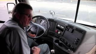 getlinkyoutube.com-Class A CDL Pre-Trip Inspection In Cab
